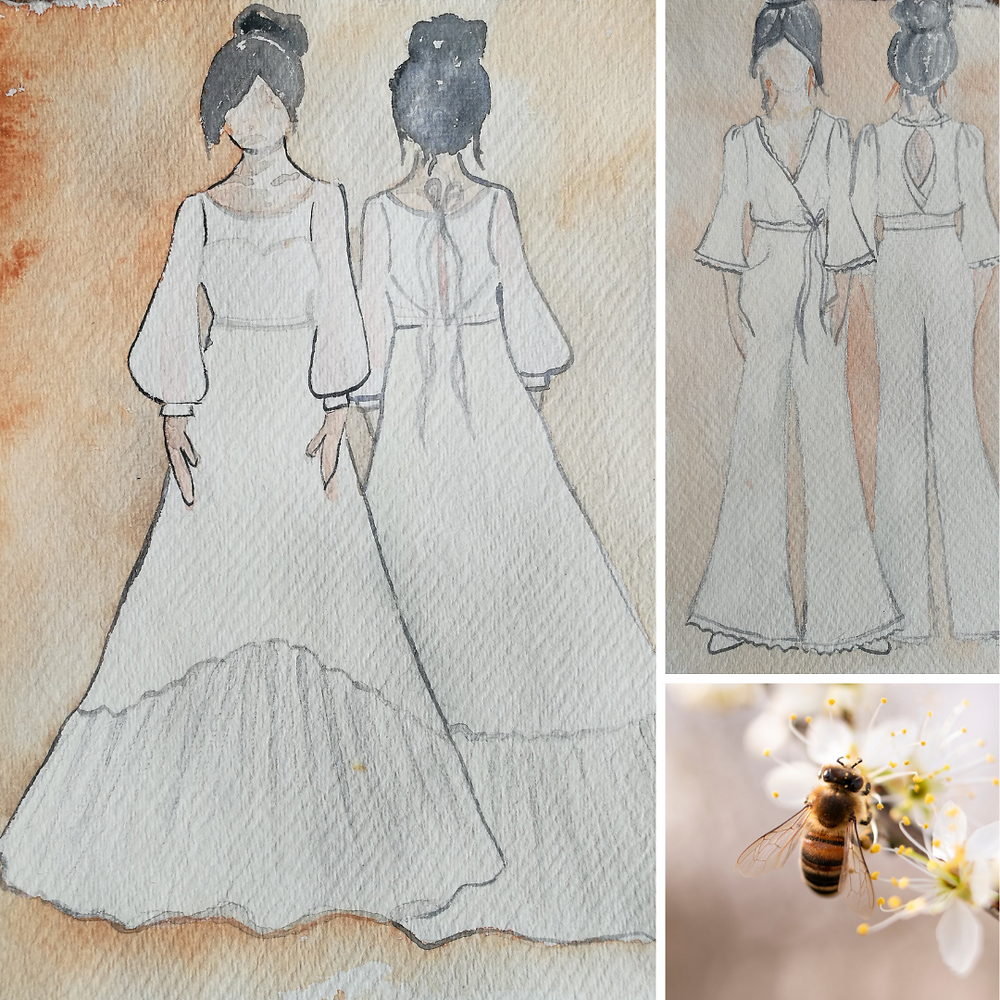 The importance of bees Jessica Turner Designs Blog