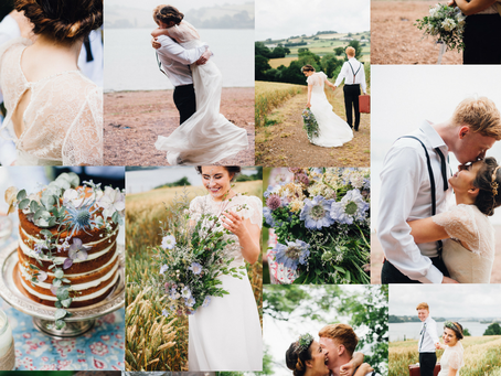 Wedding Inspo for an Elopement Wedding