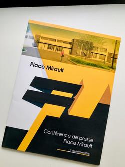 Pochette de presse Groupe Mirault