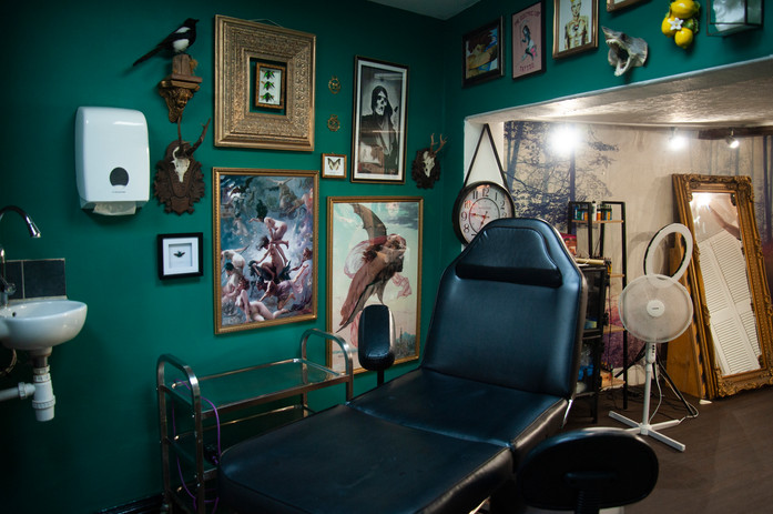 Aimee's Room