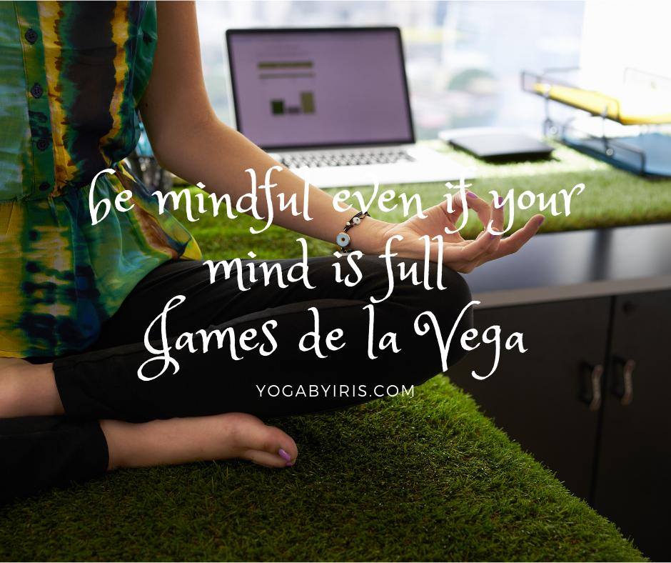 Yoga by Iris Mindfulness Break