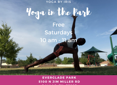 Free Yoga in the Park Dallas