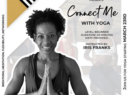 Get Connected in Yoga Class Led by Yoga by Iris