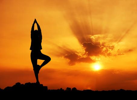Personal Practice: Core Energizing Morning Vinyasa Flow