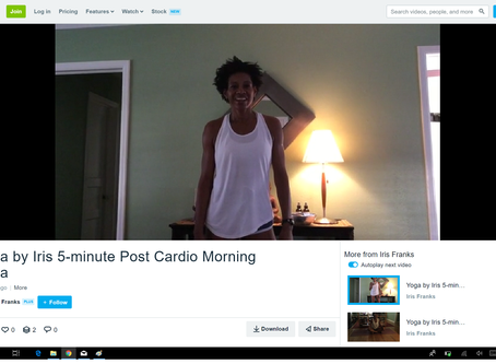 Video: 5-Minute Morning Yoga Stretch