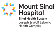 Mount Sinai Hospital- Joseph and Wolf Lebovic Health Complex logo