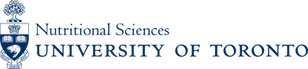 Nutritional Sciences, University of Toronto logo