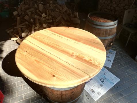 Tischplatte Kiefer