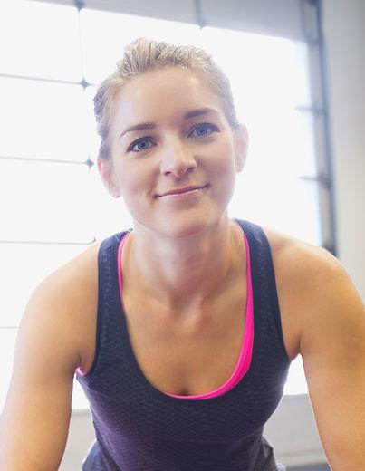 Blonde Trainer
