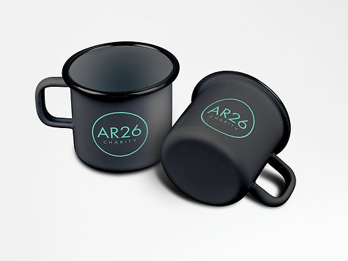 AR26 Enamel Mug