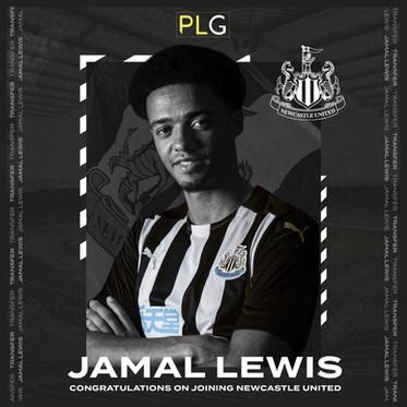 Jamal Lewis Completes Newcastle Transfer