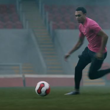 Alexander-Arnold Featured in Superbowl Under Armour Commercial