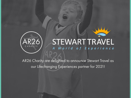 Lifechanging Experiences Take Flight with 2021 Partner Stewart Travel