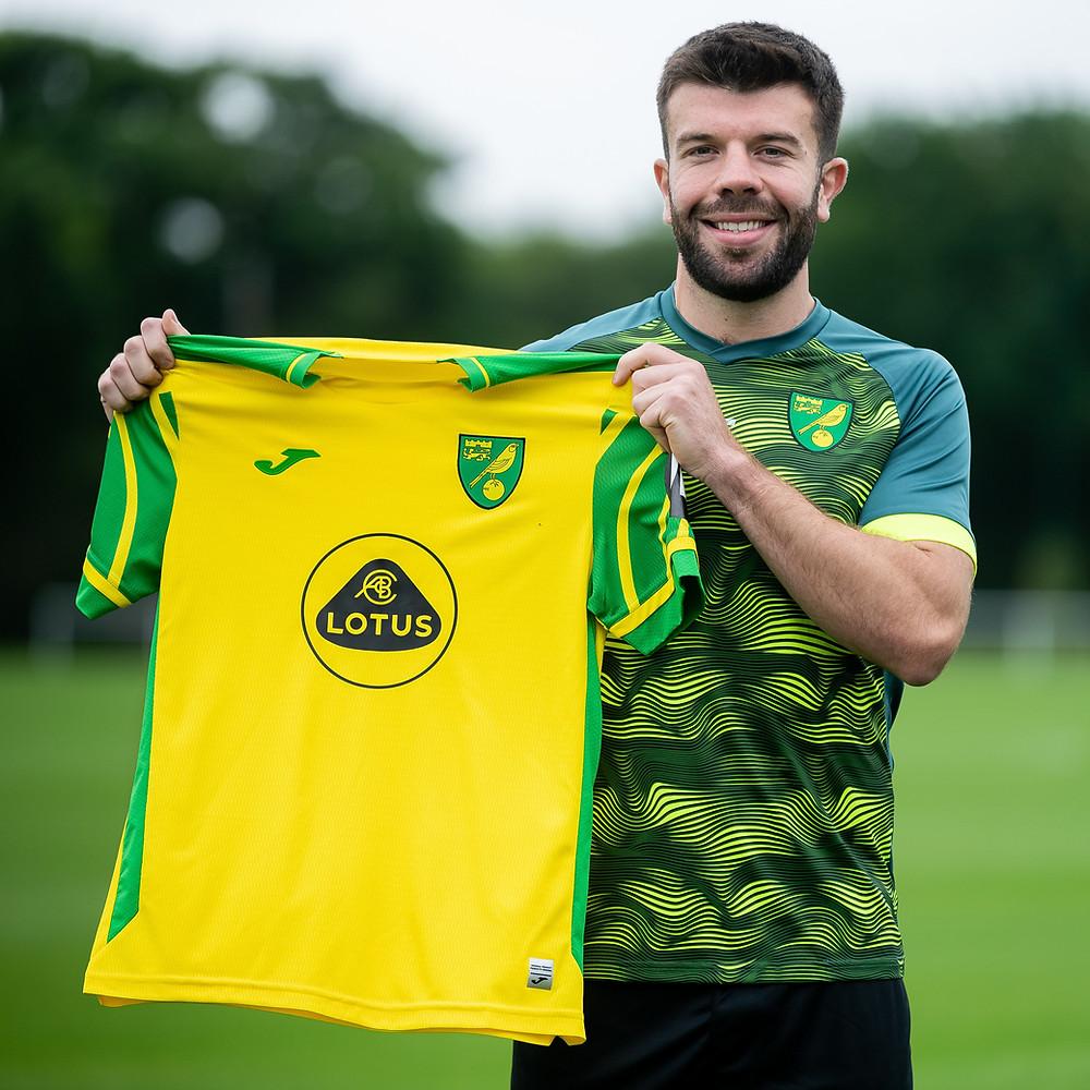 Grant Hanley Norwich City