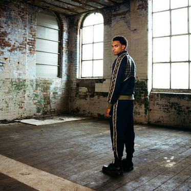Trent Alexander-Arnold x The Face Magazine