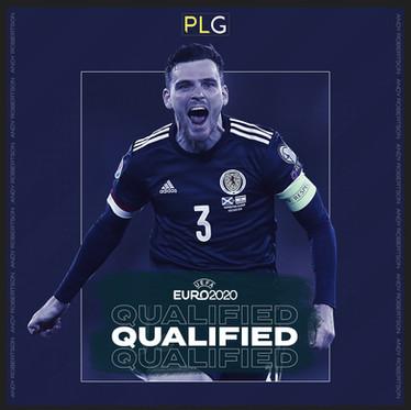 PLG Trio Help Scotland Qualify for EURO 2020