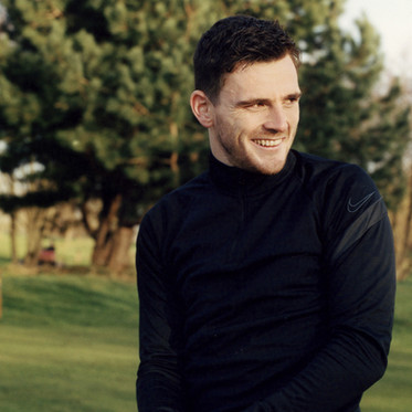 Andy Robertson Interviewed by Gaffer