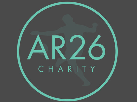 AR26 Charity - Launch Live Stream