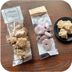 ロックココナッツクッキーとメレンゲクッキー.jpg
