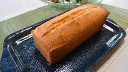 小さい割には重めのぱうんどパウンドケーキ