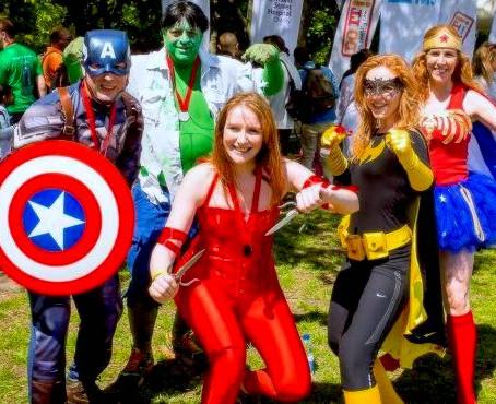 Super-héros un jour, super-héros toujours...