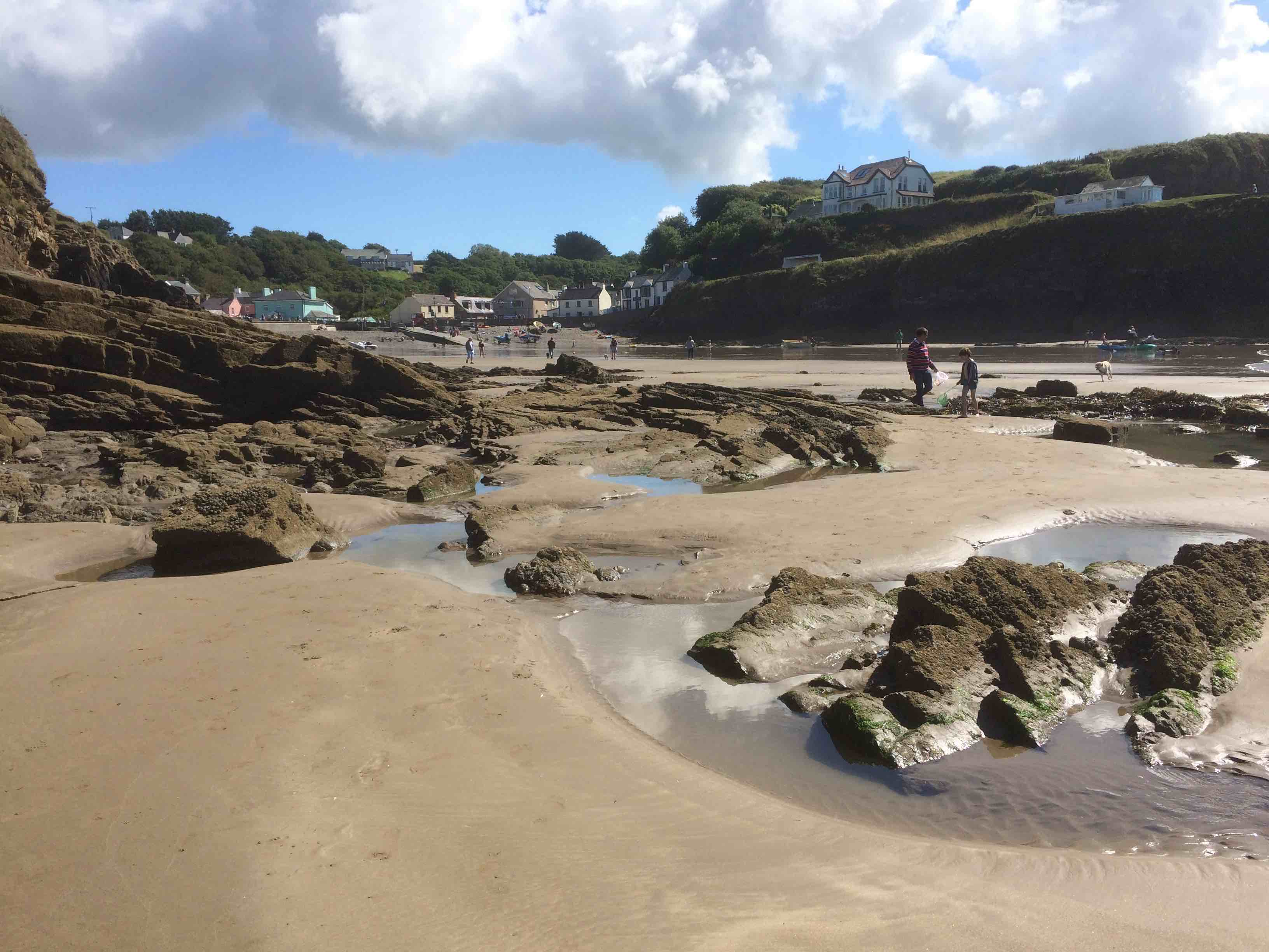 Little Haven Rockpools