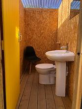 Little Haven Campsite Private toilets.jp