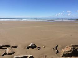 Little Haven Beach Low Tide