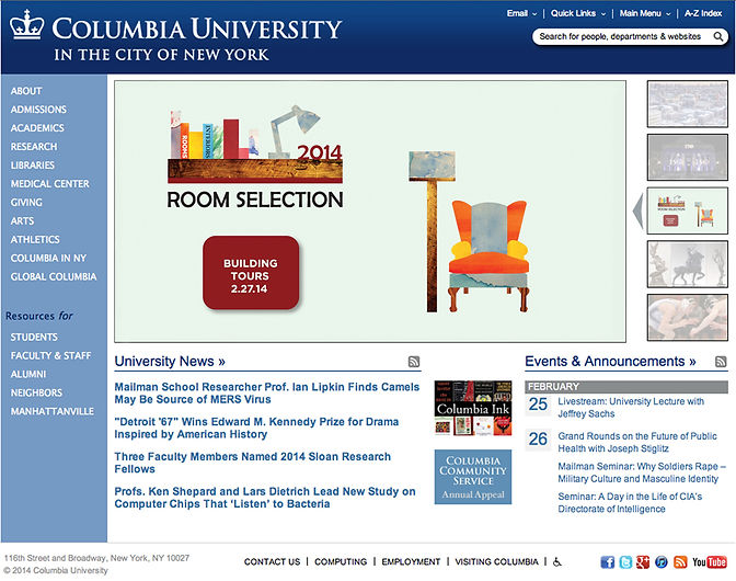 Room Selection Web 1