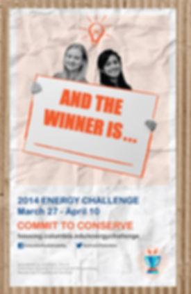 EC Winner Poster