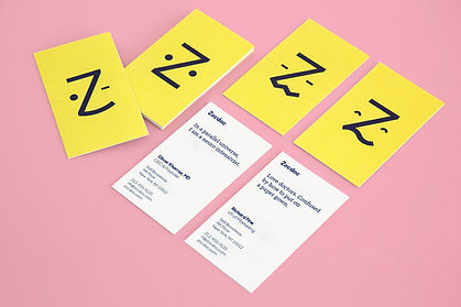 Zocdoc Business Cards