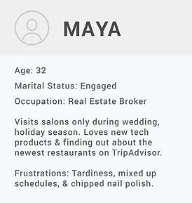 Maya Persona
