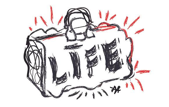Proverbial Baggage