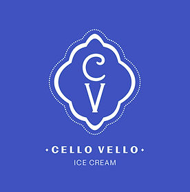Cello Vello Logo Blue