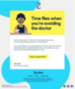 Zocdoc Marketing Email Faris Habayeb
