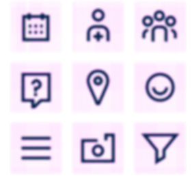 Zocdoc Icon Design Faris Habayeb