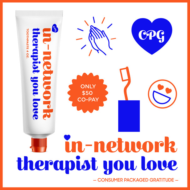 In-network Therapist You Love