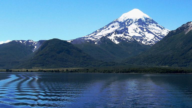 Pedal cordillera de los Andes