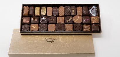 Coffet BOA - chocolats Marc Pigot