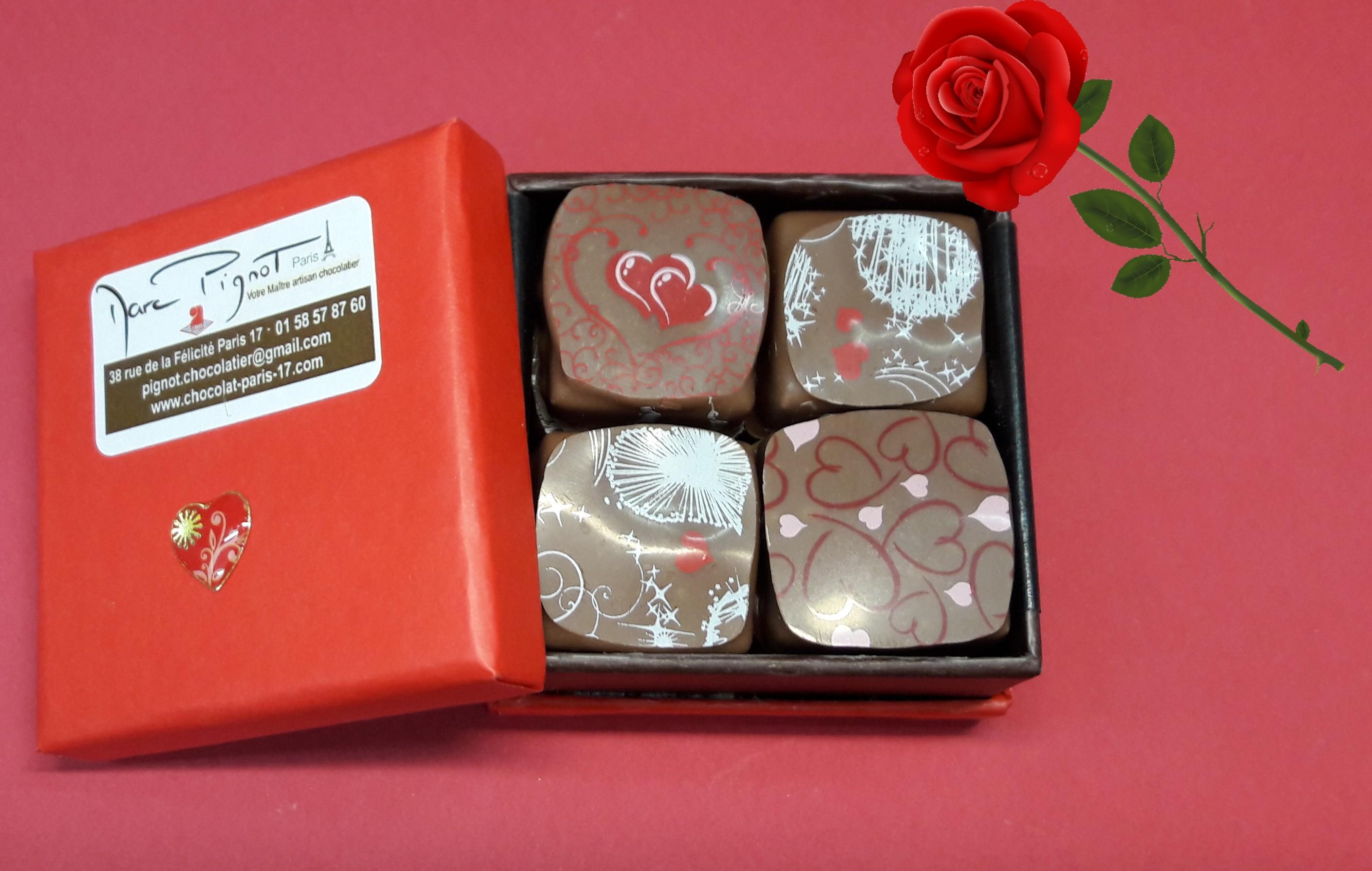 Coffret Délices Saint Valentin