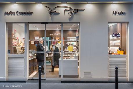 Marc Pignot Chocolat Paris 17