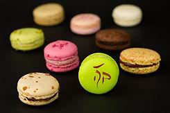 Les macarons Marc Pignot