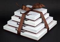 Les coffrets de chocolat Marc Pignot