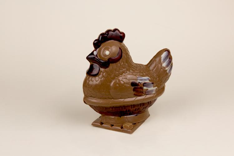 Poule de Pâques Marc Pignot