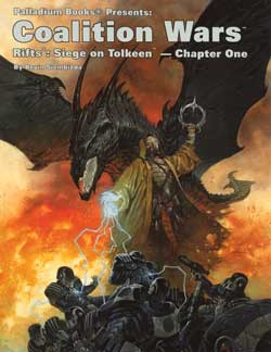 Scholar's Review #34: Coalition Wars: Siege on Tolkeen – Chapter 1 (Sedition)