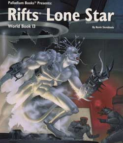 Scholar's Review #18: Rifts World Book 13: Lone Star