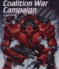 Scholar's Review #16: Rifts World Book 11: Coalition War Campaign