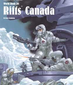 Scholar's Review #25: Rifts World Book 20: Canada