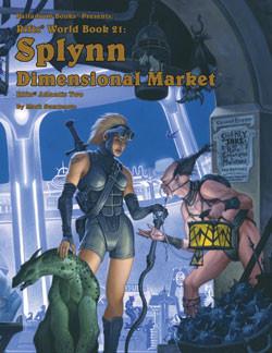 Scholar's Review #26: RIFTS World Book 21: Splynn Dimensional Market