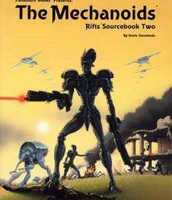 Scholar's Review #6: RIFTS Sourcebook 2: Mechanoids